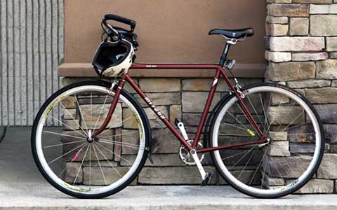 Protect yourself against bicycle theft