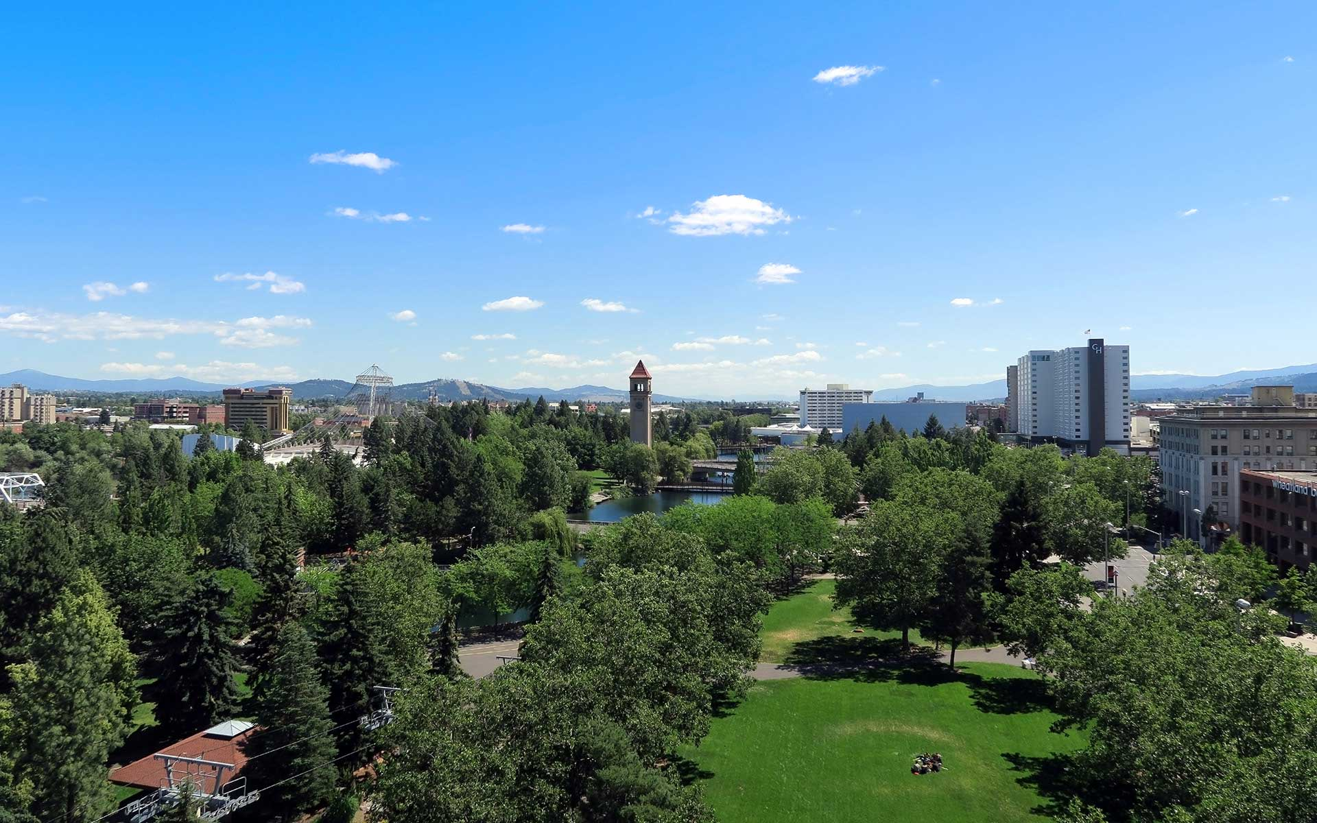 City of Spokane Washington
