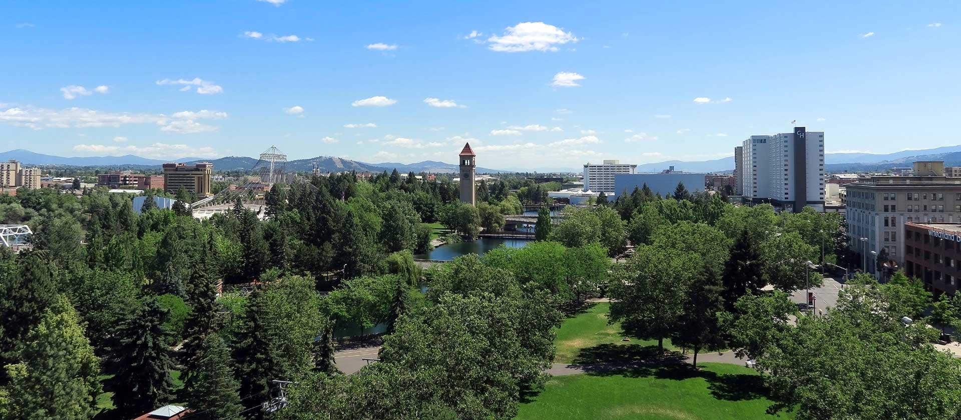 Doubletree Hotel Spokane Wa City Center
