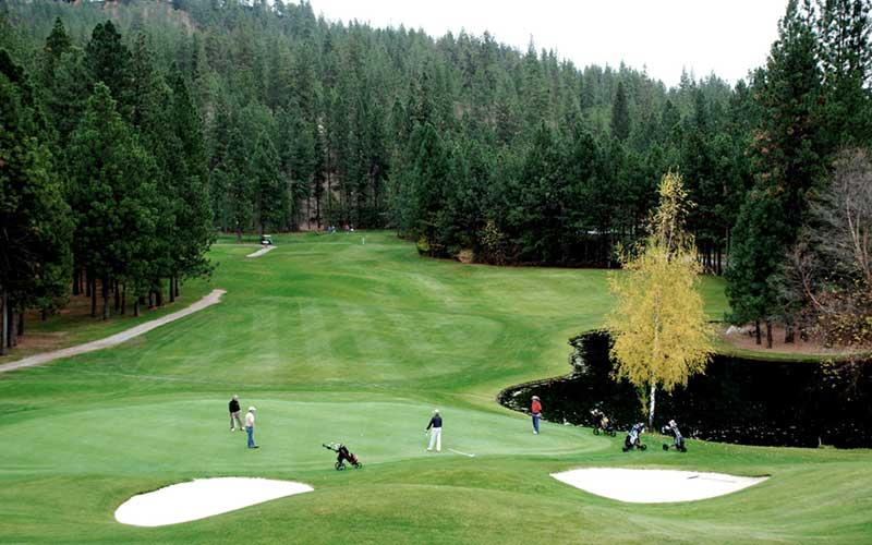Qualchan Golf Course