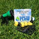 """Slow the Flow"" this summer with handy water conservation kits"