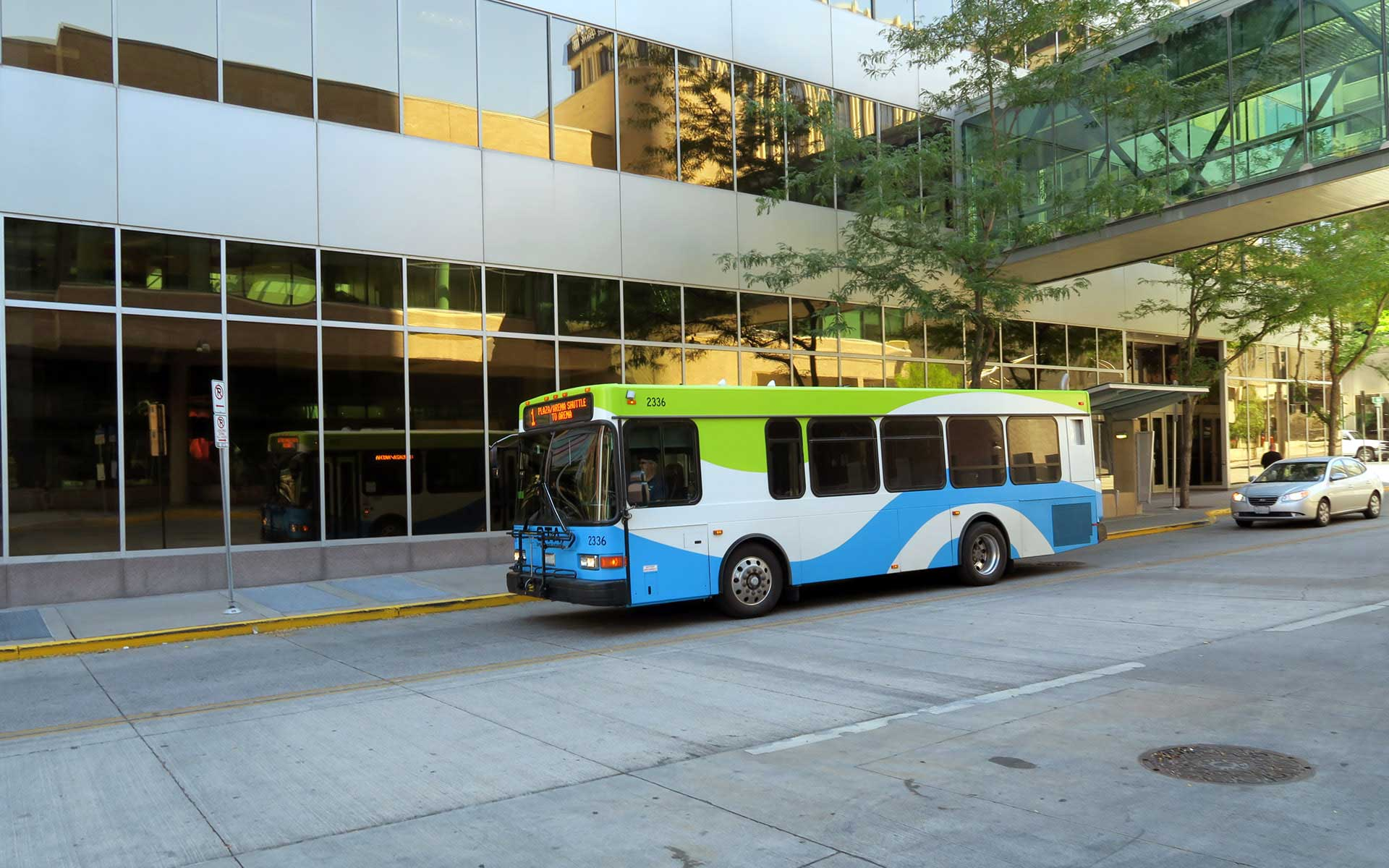 city ticket, a convenient way to get downtown - city of spokane