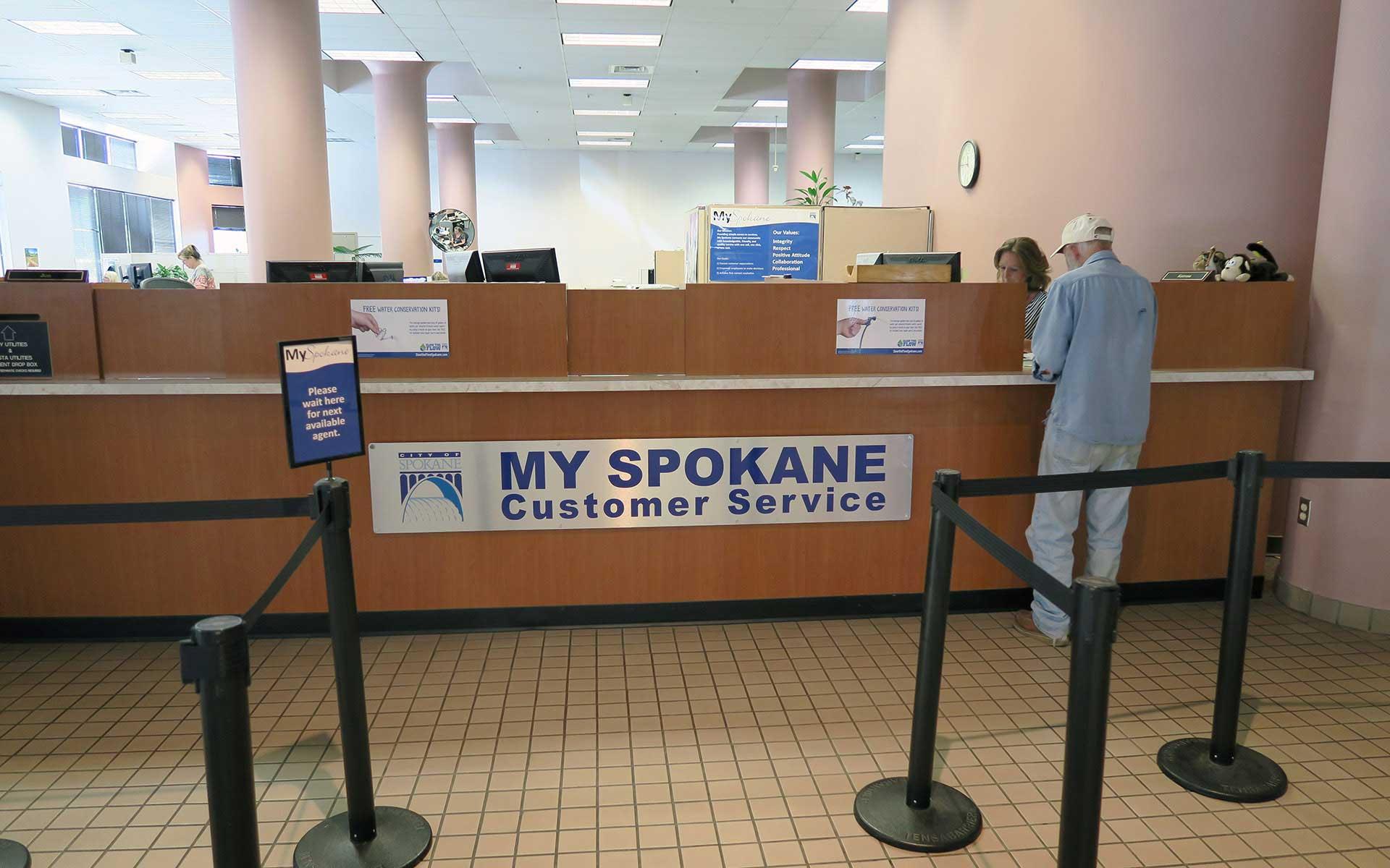 My Spokane Customer Service Expanding Hours