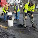 Filling Spokane's Potholes