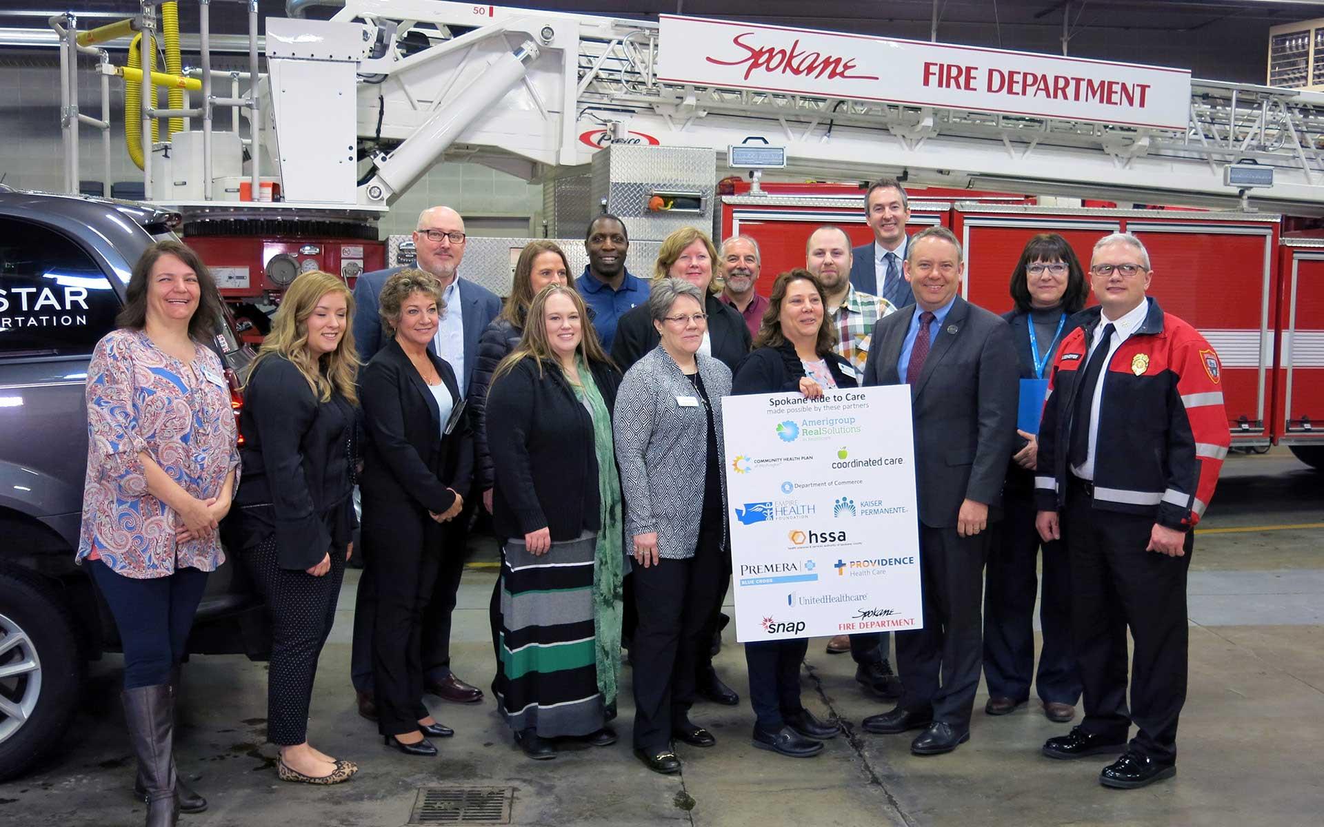 Mayor announces Spokane Ride to Care - City of Spokane ...