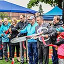 Community Celebrates Grand Opening of Mission Park Ability Field