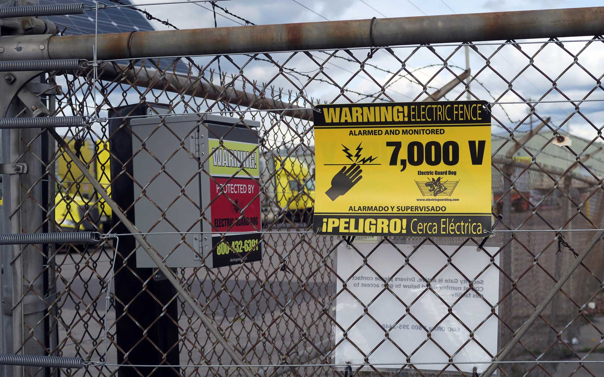 Are Electric Fences Allowed In Spokane City Of Spokane
