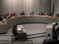 Watch: City Council Legislative Meeting