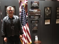 City Hall Exhibit Honors Vets