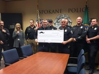 Bearded Officers Benefit Cancer Fund