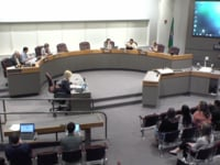 Watch: City Council Special Meeting
