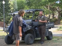 Rangers Help Keep Our Parks Safe